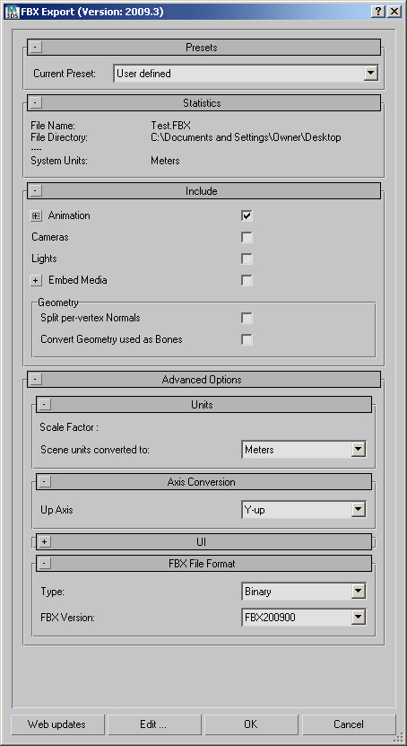 Unity - Importing Objects From 3D Studio Max
