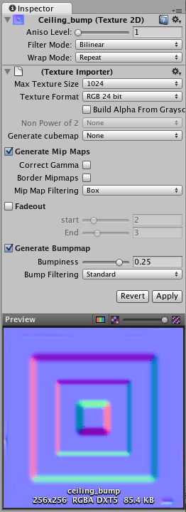 Unity - How do I Use Normal Maps?