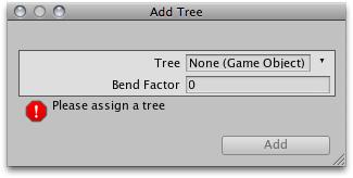 Unity - Trees