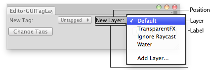 Unity Script Reference – EditorGUI LayerField