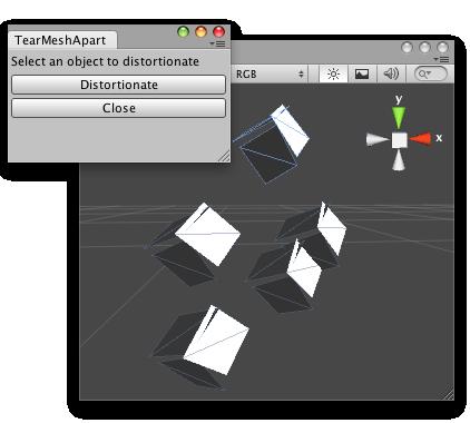 Unity Script Reference – EditorWindow OnDestroy