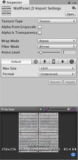 Unity - Manual: Reducing the File Size of the Build